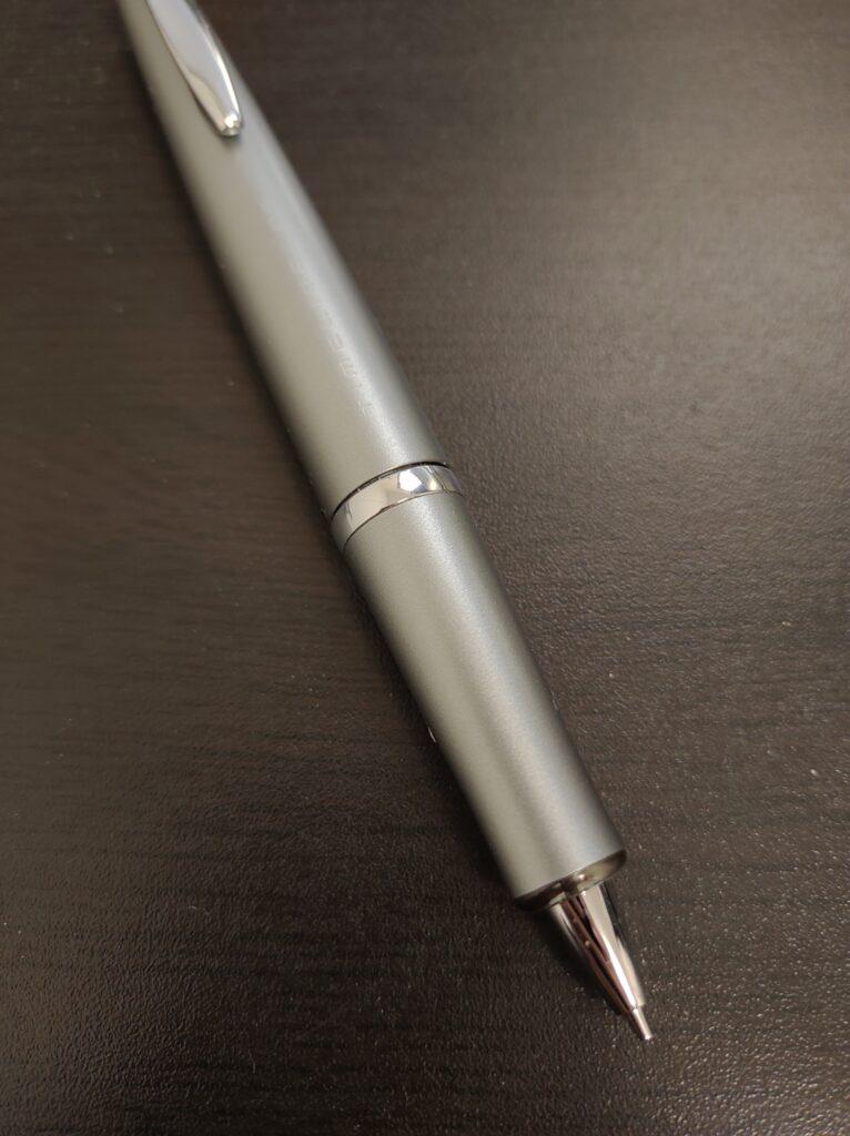 タイムラインシャープペン 1段階の回転後